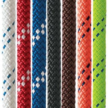 Cordas estáticas na vertical