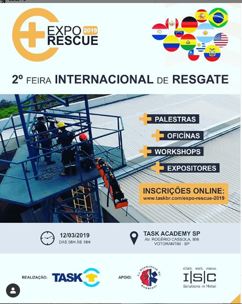 CER na Expo Rescue 2019